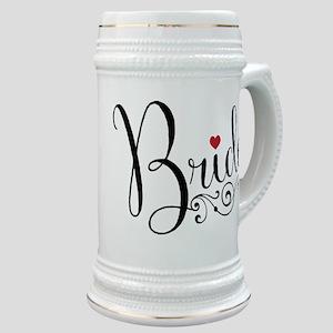 Elegant Bride Stein