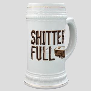 Shitter's Full Stein