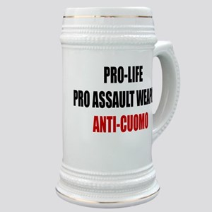 Right To Life Pro Assault Weapon Stein