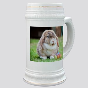 Easter Bunny Rabbit Stein