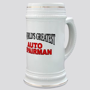 """The World's Greatest Auto Repairman"" Stein"
