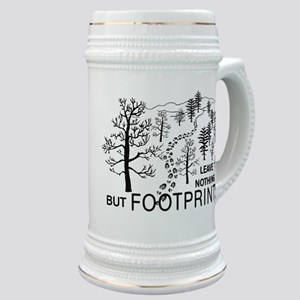 Leave Nothing but Footprints Stein