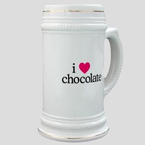 I Love Chocolate Stein