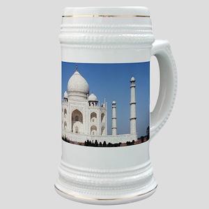 Taj Mahal India Stein
