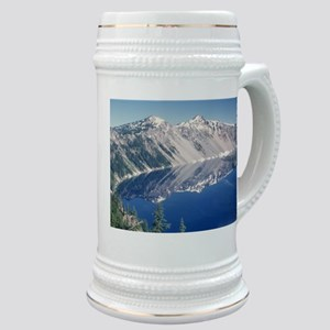 Crater Lake June 1967 Stein