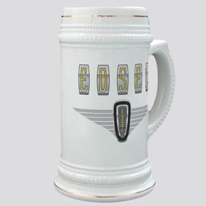 The Flying Edsel Horsecollar in Gold Stein