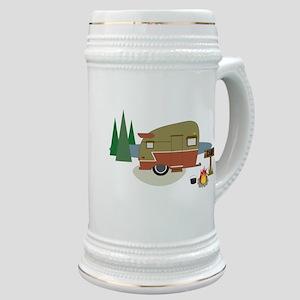 Camping Trailer Stein