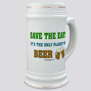 Save The Beer Stein