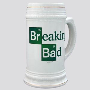 Breaking Bad Logo Stein