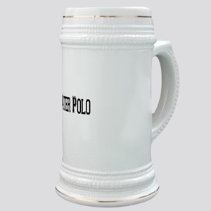 Addicted to Water Polo Stein