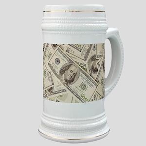 Dollar Bills Stein
