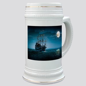 Moonlight Pirates Stein