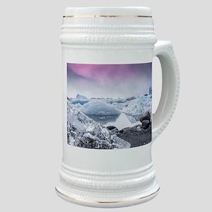 Glaciers of Iceland Stein