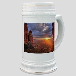 Grand Canyon Sunset Stein