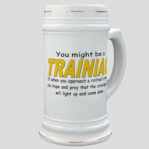 You might be Trainiac -Crossi Stein