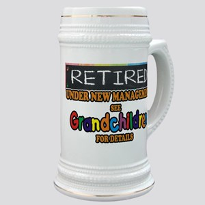 Retired Under New Management Stein