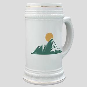 Sunrise Mountain Stein
