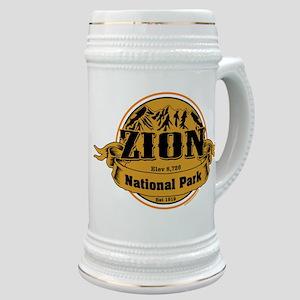 Zion Utah Stein