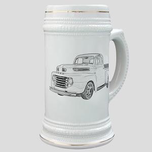 1950 Ford F1 Stein