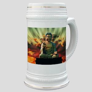Buddha Sunrise Stein