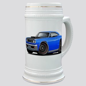 1969 Super Bee A12 Blue Stein