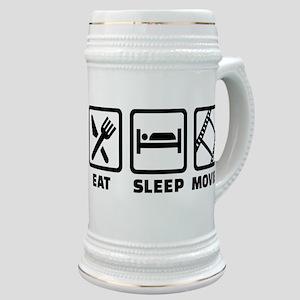 Eat sleep Movies Stein