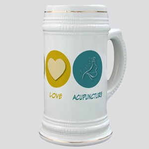 Peace Love Acupuncture Stein