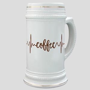 COFFEE HEARTBEAT Stein