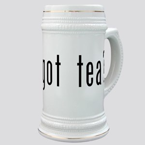 got tea? Stein