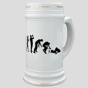 Evolution Of Drunk Stein