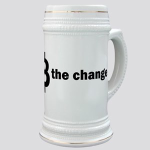 B Be The Change - Bitcoin Stein