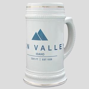 Sun Valley Ski Resort Idaho Stein
