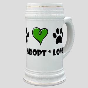 Rescue*Adopt*Love Stein