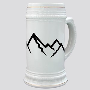 Mountains Stein