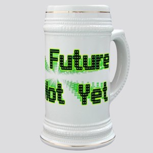 The Future is Not Yet Stein