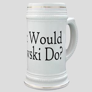 What Would Bukowski Do? Stein