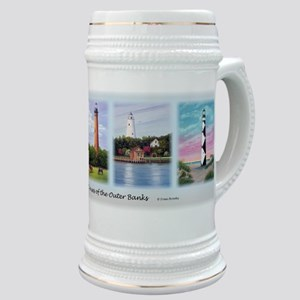 Lighthouses of the Outer Banks Stein