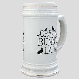 Crazy Bunny Lady Stein