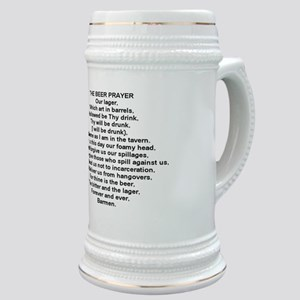 Beer Prayer Mug Shop Stein