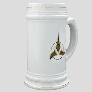Klingon Blood Wine Stein