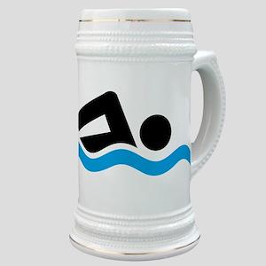 swimming Stein