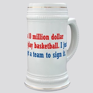 Basketball Contract Stein