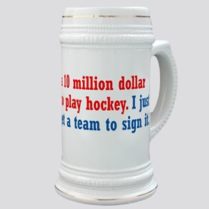 Hockey Contract Stein