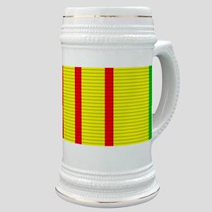 Vietnam Service Medal Stein