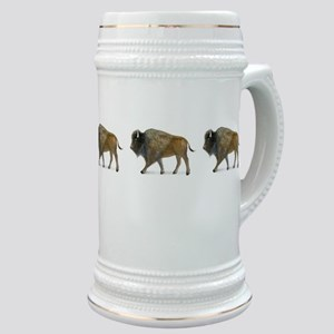 Buffalos on the way Stein