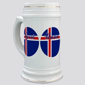 Icelandic 3 Wishes Stein