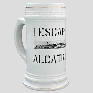 I Escaped Alcatraz Stein