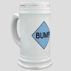 BABY BUMP (BLUE) Stein