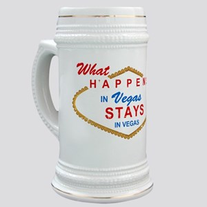 What Happens in Vegas Stays in Vegas Stein