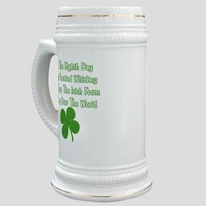 Irish Whiskey Stein